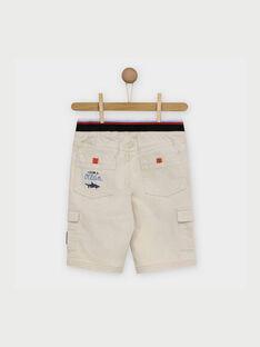 Beigefarbene Bermuda Shorts RIBABAGE / 19E3PGE1BER808