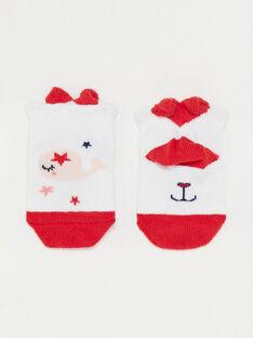 Kurze Baby-Socken Mädchen TATALA / 20E4BFW1SOB001