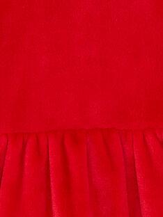 Red NIGHT GOWN VOJILETTE / 20H5PFK1RDCF528
