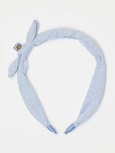 Gestreiftes Stirnband für kleine Mädchen TOIBARDETTE / 20E4PFL6TETF503