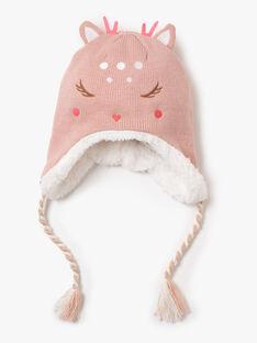 Pink CAP VEQUOETTE / 20H4PFJ1BOND313
