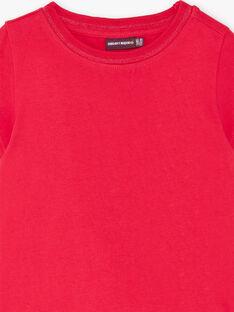 T-shirt Kind Mädchen ZLINETTE 2 / 21E2PFK2TMC304