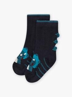 Baby Boy Dinosaurier Socken BAJADEN / 21H4BG91SOQ715